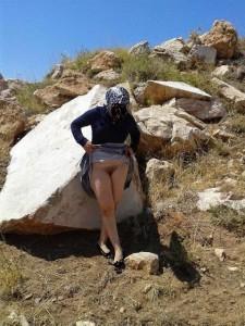 türbanlı kadın sex28