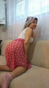 türbanlı kadın sex57
